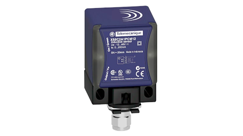 XS7C2A1DAM12 - Telemecanique Sensors